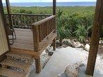 Outdoor Beach Rinsing Shower