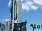 super easy access ...95 to Hallandale Beach Boulevard to end....your hear