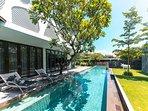 Villa Issi - Exquisite setting