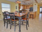 Teeming Vacation rentals wants you to enjoy the view while enjoying a meal at SB608