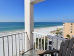 Sea Breeze 608 is directly Gulf front and the perfect vacation spot in the sun