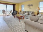 Sit back and relax on your next vacation at Sea Breeze 608
