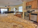 Gather with loved ones and cook up some memories at Sea Breeze 608 in Madeira Beach, FL
