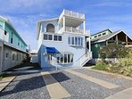 Teeming Vacation Rentals welcomes you to The Beach House 1703 in Flagler Beach