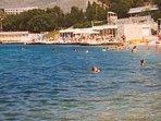 Lapad beaches