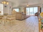 Plenty of space for family and friends at Indian Sunset Beach #7 in Indian Rocks