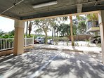 Parking at Indian Sunset Beach #7 is a breeze!  Teeming VR makes your stay easy!