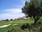 Jack Nicklaus designed Hacienda Riquelme Golf Course