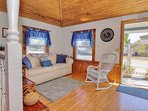 Check out this charming cottage within walking distance to Crescent Beach