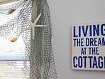 You could be living the dream at Crescent Beach Cottage near St Augustine, FL
