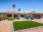Remodeled Contemporary Home in McCormick Ranch