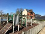 Play Area in Mill Village
