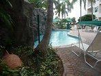 Ocean Club poolside