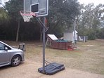 Hot Tub, football, soccer ball and goal, volley ball, croquet, ping pong, more