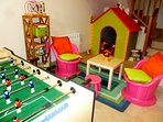 Casa rural con actividades para niños Navarra