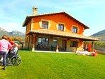 Casa rural para personas con movilidad reducida en Navarra