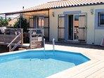 3 bedroom Villa in Tuchan, Aude, France : ref 2220568