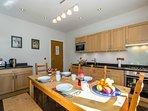 Full chalet style kitchen