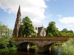 Morpeth is a great ancient market town