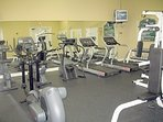 24 Hours Access Fitness Center