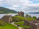 Urquhart Castle on Loch Ness: just half an hour away from Moniack and a fabulous visitor destination