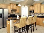Wonderful & Spacious Kitchen