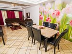 Dining Table, Furniture, Table, Couch, Chair