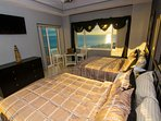 Bed, Bedroom, Furniture, Chair, Indoors