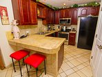 Fully Equipped Kitchen w/New Appliances!