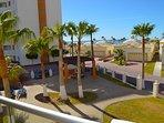 Palm Tree, Tree, Building, Hotel, Resort