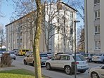 Apartment IVA - apartment building and neighborhood