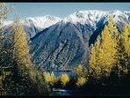 Kenai Peninsula Fall Colors