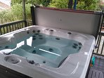 new hot tub for 2017