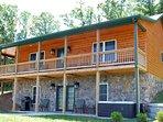 The Black Bear Lodge, built 2013!