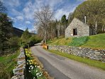 I662C Cottage in Loch Ness