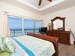 Aquarius Penthouse Master Bedroom