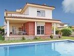 5 bedroom Villa in Sant Pere Pescador, Costa Brava, Spain : ref 2280782