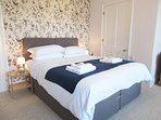 Bedrooms in a range of styles..