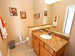 En-Suite Bath to Queen Master Bedroom