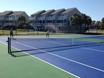 Lighted Tennis Courts (The only courts on the cape!)
