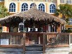 Tiki Bar open during Beach Season ( March thru October)