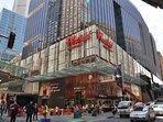 11min walk to Westfield Sydney & Pitt St Mall.