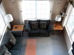 Living Area - Loft View