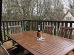 Alpine Style Holiday Lodge in the Tamar Valley
