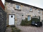 Cottage is located in a private courtyard in the centre of this highly popular village