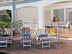 Caribbean Princess C1, 2BR vacation rental in Orient Beach, St Martin Call ******* 8555