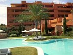 APARTMENT NEAR GOLF COURSE WITH COMMUNITY SWIMMING POOL ref IBIZA