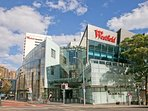 Location Shot-Westfields Mall Bondi Junction