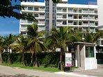 Front of Laguna Beach Resort