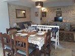 indoors dinning area